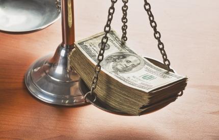 عدالت پولی؟!